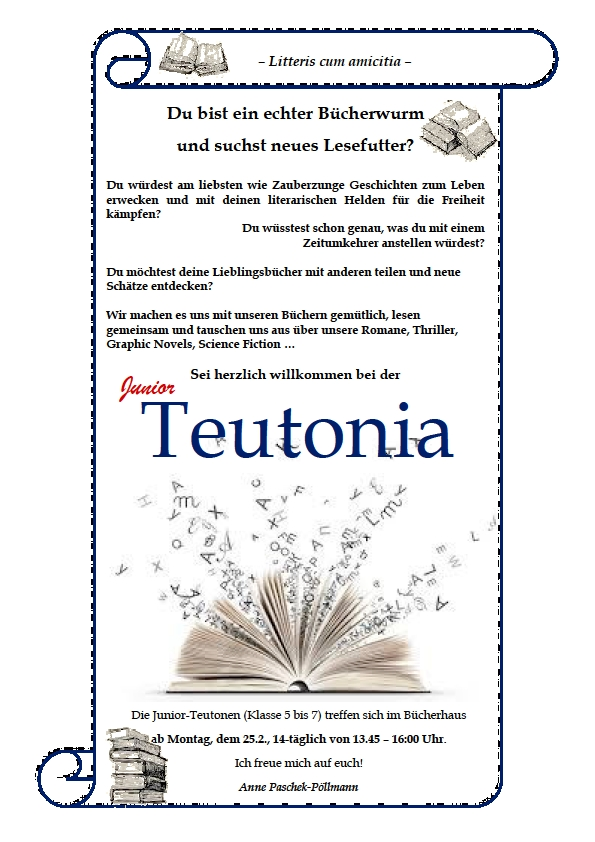 Teutonia junior