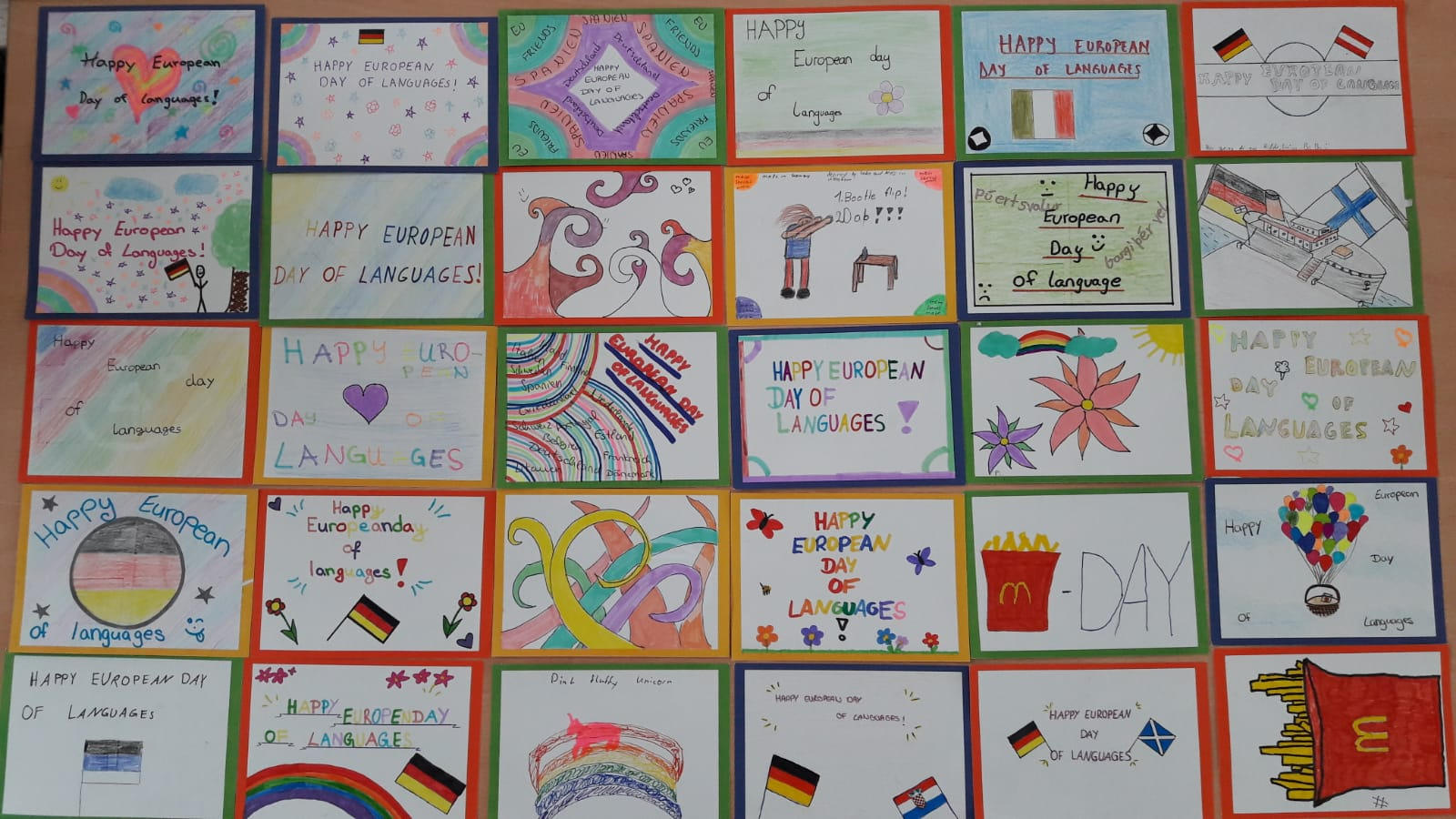 European Day of Languages 1